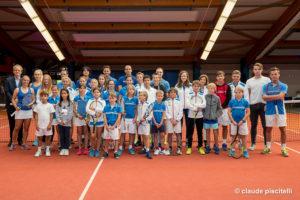 50e anniversaire Tennis Spora - Luxembourg - 09.09.2017 © claude piscitelli